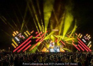 Lollapalooza Argentina 2019 Dìa 3 (Foto Agencia TyT Group - Marzo 2019 A003)