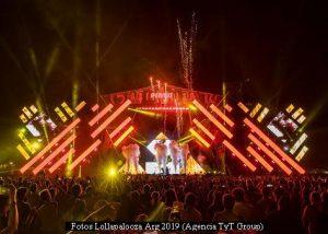 Lollapalooza Argentina 2019 Dìa 3 (Foto Agencia TyT Group - Marzo 2019 A004)