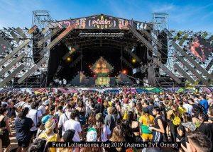 Lollapalooza Argentina 2019 Dìa 3 (Foto Agencia TyT Group - Marzo 2019 A005)