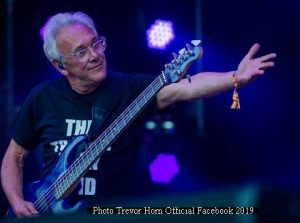 Trevor Horn (Facebook Official Site 2019 Photo A004)