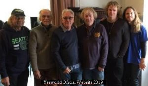 Yes And Trevor Horn (YesWorld - Official Website 001)