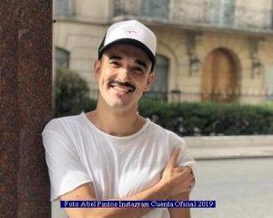 Abel Pintos (Instagram Cuenta Ooficial A001)