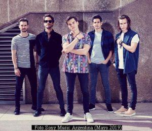 Grupo DVICIO (Foto Sony Music Argentina A001)
