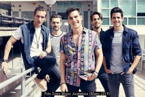 Grupo DVICIO (Foto Sony Music Argentina A002)