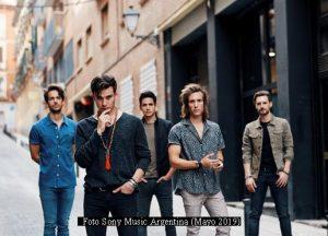 Grupo DVICIO (Foto Sony Music Argentina A003)