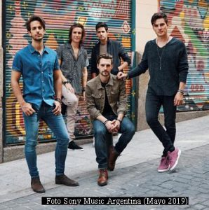 Grupo DVICIO (Foto Sony Music Argentina A004)