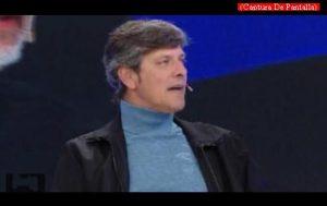 Mario Pergolini (Intrusos - Amèrica Tv - Captura de Pantalla A004)
