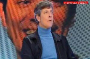Mario Pergolini (Intrusos - Amèrica Tv - Captura de Pantalla A005)