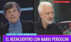 Mario Pergolini (Intrusos - Amèrica Tv - Captura de Pantalla A007)