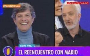 Mario Pergolini (Intrusos - Amèrica Tv - Captura de Pantalla A015)