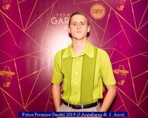 Nominaciones Premios Gardel 2019 (Fotos Prensa Agencia JA - B003)