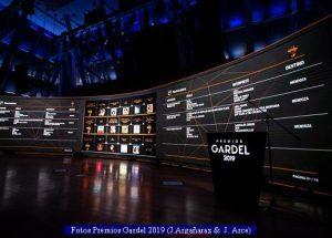 Nominaciones Premios Gardel 2019 (Fotos Prensa Agencia JA - B010)