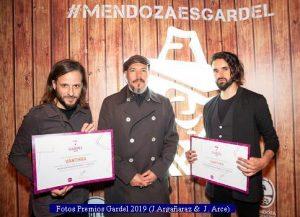 Nominaciones Premios Gardel 2019 (Fotos Prensa Agencia JA - B012)