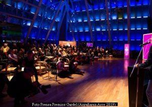Premios Gardel (Prensa Argañaraz - Arce - 2019 A001)