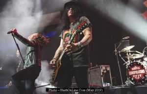 Slash - Tour 2019 (Photo by SlashOnLine.Com AA0001)