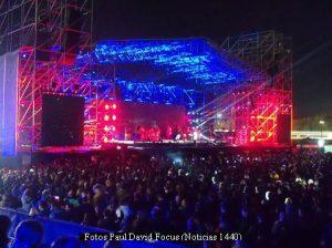 Babasònicos - Hipòdromo Palermo 01 06 2019 (Paul David Focus - A009)