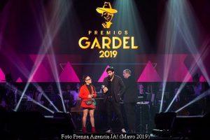 Premios Gardel 2019 (Foto Prensa Agencia JA! - A007)