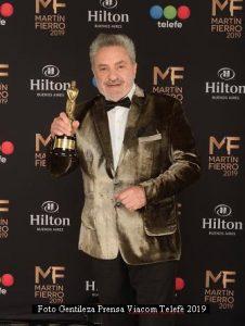 Premios Martìn Fierro 2019 (Prensa Viacom Telefè 006)