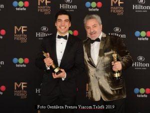 Premios Martìn Fierro 2019 (Prensa Viacom Telefè 007)