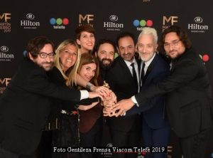 Premios Martìn Fierro 2019 (Prensa Viacom Telefè 008)