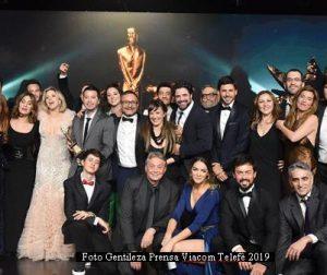 Premios Martìn Fierro 2019 (Prensa Viacom Telefè 011)