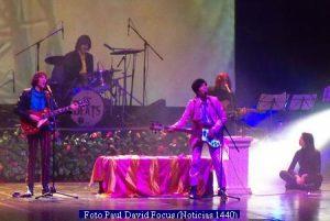 The Beats (Foto Paul David Focus A005)