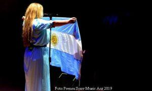 Amaia Montero (Foto Prensa Sony Music Arg A003)