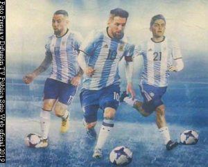 Copa Amèrica (Foto Difusiòn TV Pùblica - Junio 2019 - A001)