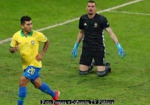Copa Amèrica (Foto Difusiòn TV Pùblica - Junio 2019 - A005)