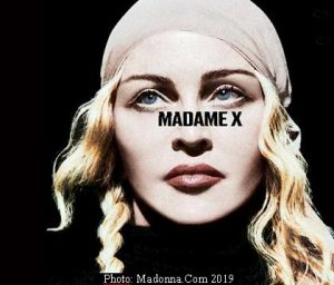 Madonna - Madame X (Image Madonna Official Wensite A002)