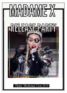 Madonna - Madame X (Image Madonna Official Wensite A003)