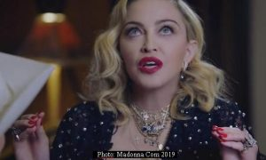 Madonna - Madame X (Image Madonna Official Wensite A019)