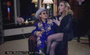 Madonna - Madame X (Image Madonna Official Wensite A020)