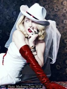 Madonna - Madame X (Image Madonna Official Wensite A022)