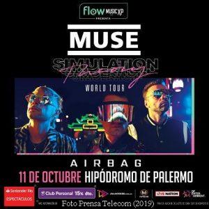 Muse (Foto Prensa Telecom A001)