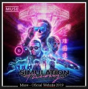Muse (Photo Official Website 2019 A001)