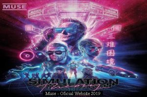 Muse (Photo Official Website 2019 A006)