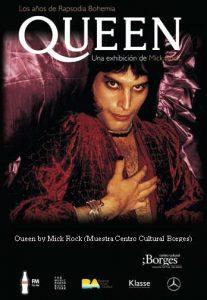 Queen by Mick Rock (Muesztra Centro Cultural Borges A007)