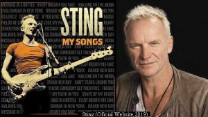 Sting (Official Website 2019 A001)
