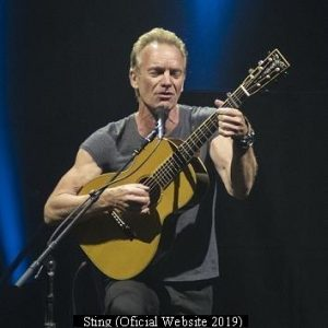 Sting (Official Website 2019 A005)