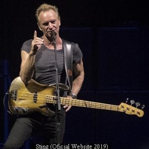 Sting (Official Website 2019 A007)