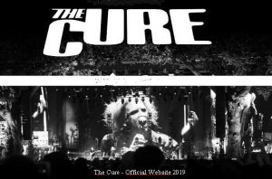 The Cure (Official Website 2019 - A002)