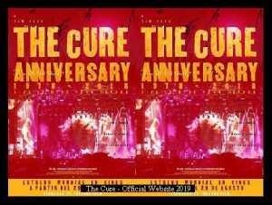 The Cure (Official Website 2019 - A004)