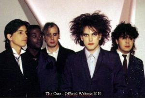 The Cure (Official Website 2019 - A005)