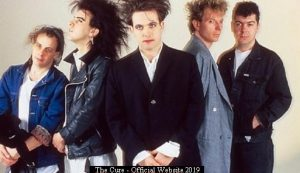 The Cure (Official Website 2019 - A006)