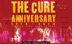 The Cure (Official Website 2019 - A007)