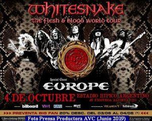 Whitesnake (Foto Prensa Productora AVC - A002)