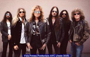 Whitesnake (Foto Prensa Productora AVC - A004)