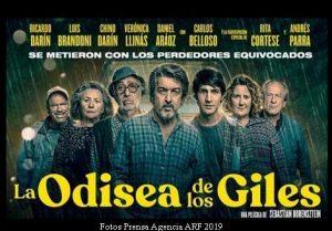 La Odisea De Los Giles (Foto Prensa ARF y MM Fox A001)