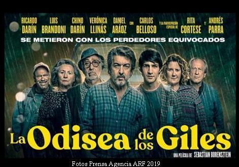 Resultado de imagen para ODISEA DE LOS GILES